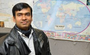 UBC grad student recognized for water governance research in South Asia