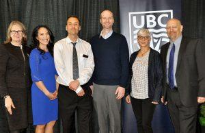 Shining stars, bright minds win top accolades at UBC Okanagan