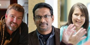 Prizes awarded to UBC Okanagan's top researchers